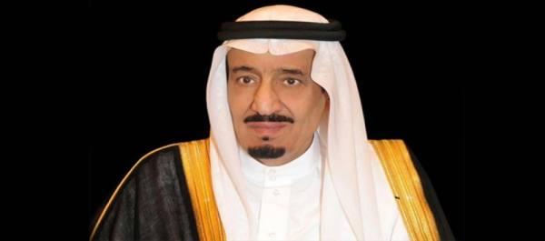 خادم الحرمين الشريفين الملك سلمان بن عبدالعزيز -حفظه الله-