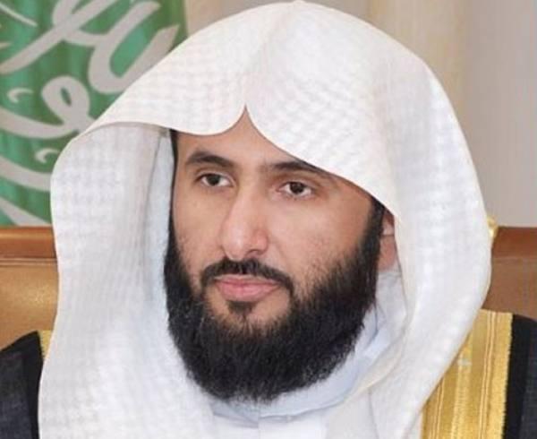وزير العدل الشيخ د.وليد الصمعاني
