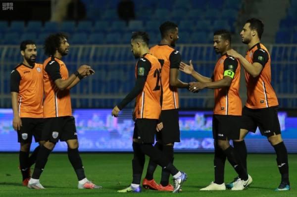 كأس الملك: الشباب يتأهل إلى دور الـ 16 بفوزه على نجران