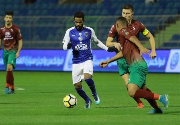 الهلال والاتفاق يتعادلان في الدوري السعودي للمحترفين لكرة القدم