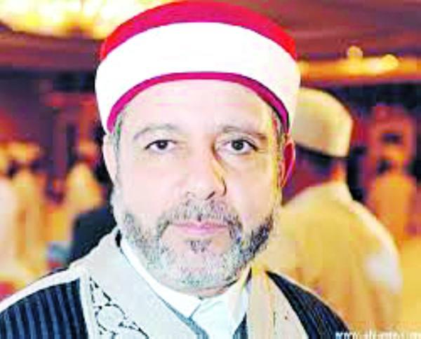 الدكتور نور الدين الخادمي