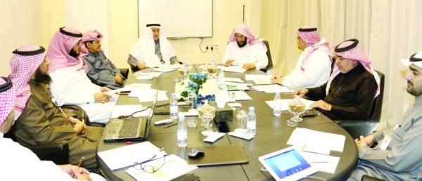 رئيس الهيئة يترأس اجتماع لجنة التعاملات الإلكترونية