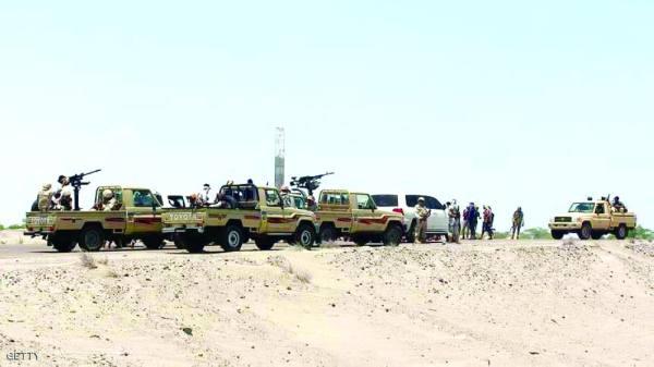 الشرعية تتقدم فى  مناطق الحوثيين