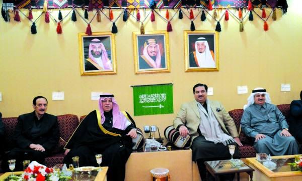 وزير التجارة في حفل سفارة المملكة بباكتسان