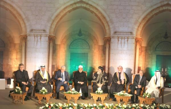 آل الشيخ: الاعتراف الأمريكي بالقدس عاصمة لإسرائيل باطل شرعاً وقانوناً
