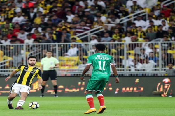 الاتحاد يكسب الاتفاق بثنائية ويتأهل إلى دور الثمانية من كأس الملك