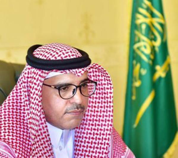 المدير العام للتعليم بمنطقة تبوك إبراهيم العُمري