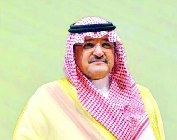 الأمير مشعل بن ماجد