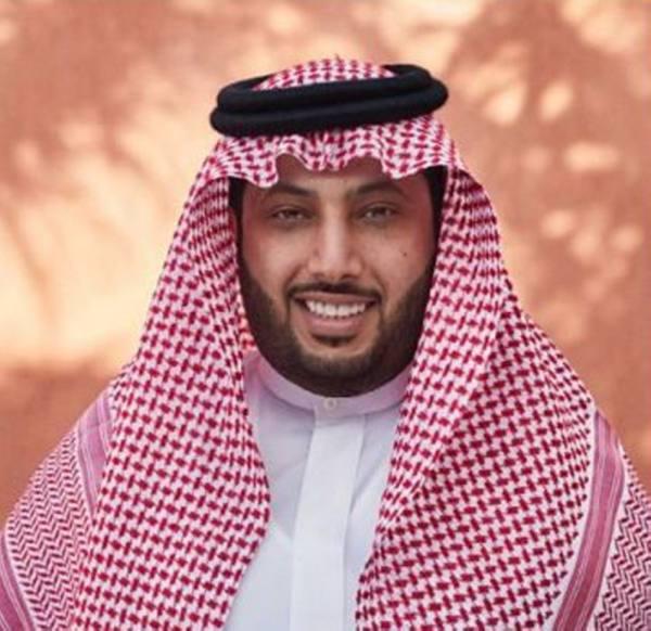 رئيس هيئة الرياضة تركي آل الشيخ