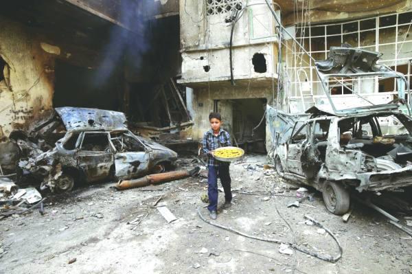 20 قتيلا بينهم 16 طفلا في ضربة بشمال غرب سوريا