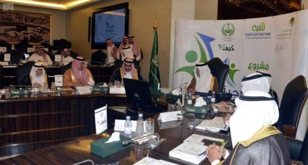 خالد الفيصل يدشن مشروع القرية النموذجية بمحافظة الليث