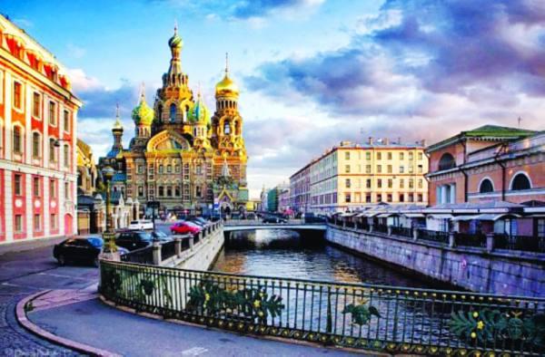 مدينة سان بطرسبرج