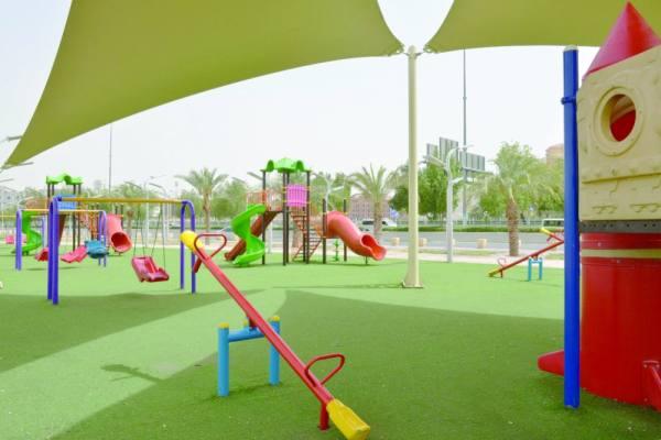 أمانة مكة: 292 حديقة تستقبل الزوار خلال أيام العيد