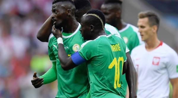 السنغال يفوز على نظيره البولندي بهدفين مقابل هدف