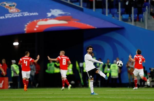 مصر يخسر من نظيره الروسي بنتيجة 1 - 3