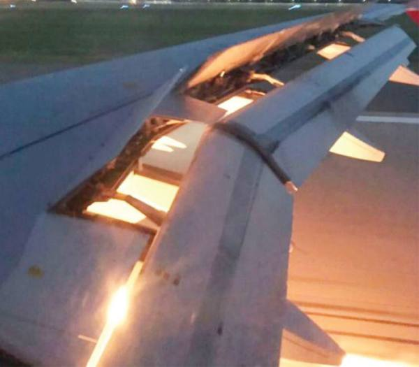 اللجنة المنظمة للمونديال: نعتذر عن حادث الطائرة.. والتحقيقات جارية