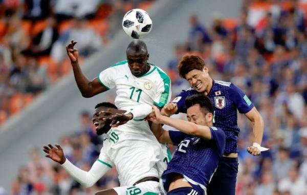 اليابان والسنغال يتعادلان 2-2
