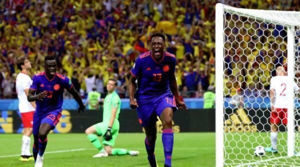 كولومبيا تنهي آمال بولندا في التأهل بثلاثية