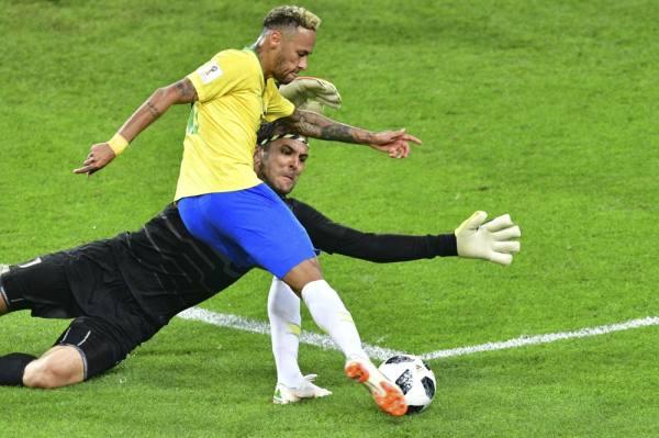 البرازيل تلاقي منتخب المكسيك في دور الـ16 وسويسرا تلاقي السويد