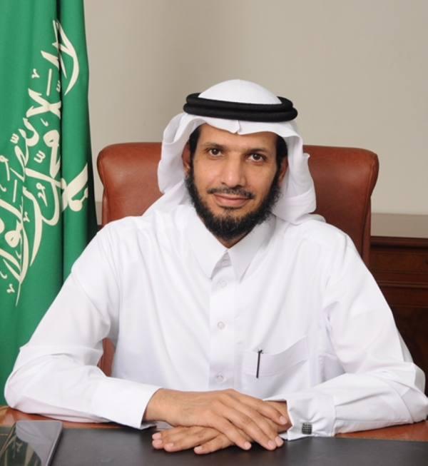 عميد القبول والتسجيل في جامعة الملك فهد للبترول والمعادن الدكتور سعد الشهراني
