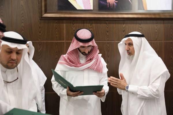نائب أمير مكة يطلع على اتفاقيات 24 شركة ناشئة