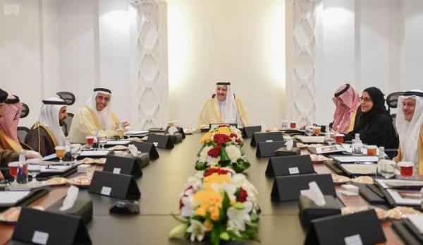 أمير المدينة يرأس الاجتماع الأول لمجلس هيئة تطوير المنطقة