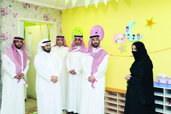 نائب أمير منطقة مكة يتأكد من جاهزية المرافق الحكومية