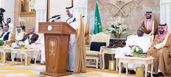 خادم الحرمين: سنواصل محاربة الإرهاب.. وحريصون على لم الشمل الإسلامي