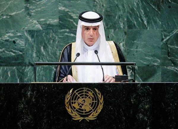 الجبير: المملكة تؤكد أنها تقف على إرثٍ عظيم من المبادئ والثوابت التي ترتكز عليها سياستها الخارجية