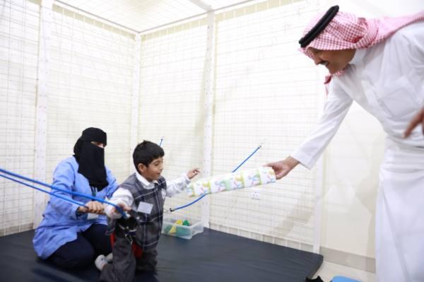 سلطان بن سلمان: جمعية الأطفال المعوقين نموذج عالمي