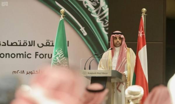 العمر: آفاق جديدة من التعاون الاقتصادي والاستثماري بين المملكة وسلطنة عمان