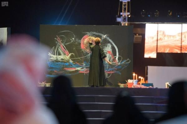 مسك للفنون 2018 تطلق عروضاً فنية وثقافية في الرياض