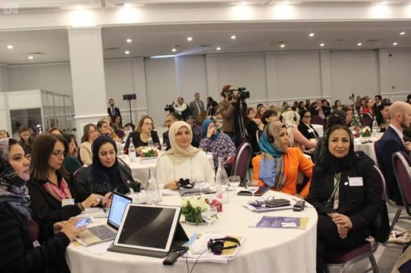 هدى العميل: فرص كثيرة تنتظر المرأة السعودية خاصة في
