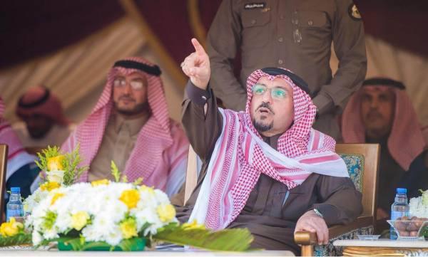 أمير القصيم يطالب بتطوير مهرجان واحة المانعية