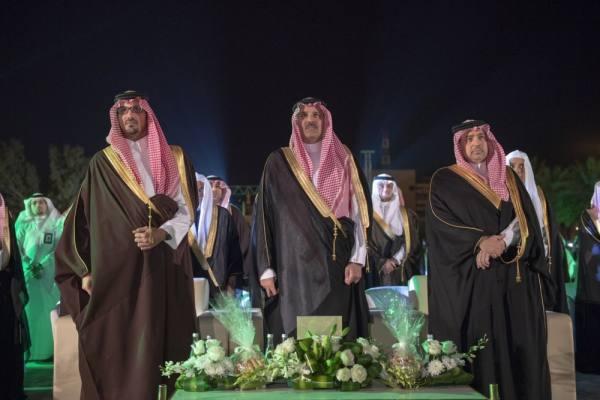 أمير المدينة يرعى تخريج الدفعة 55 بالجامعة الإسلامية
