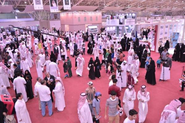 423 ألف عنوان بمعرض الرياض الدولي للكتاب