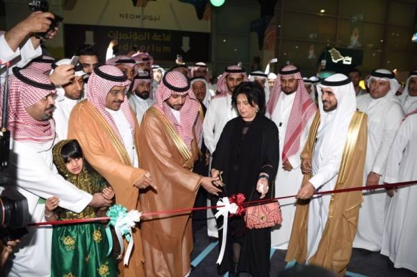 وزير الثقافة: معرض الرياض للكتاب أصبح تظاهرة ثقافية كبرى