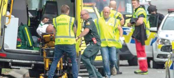 جمعة حزينة: 97 قتيلا وجريحا بهجوم على مسجدين والقبض على 4 متطرفين