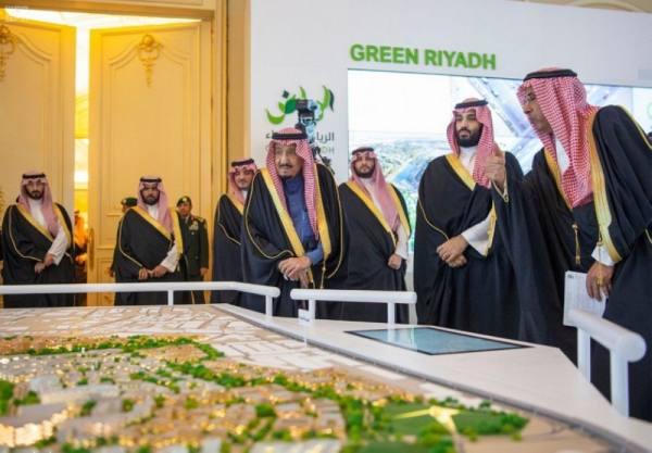 مثقفون ومواطنون: خادم الحرمين نقل الرياض إلى مصاف العواصم العالمية