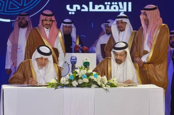 خالد الفيصل:عزيمتنا سعودية وحكمتنا عربية وروحنا إسلامية
