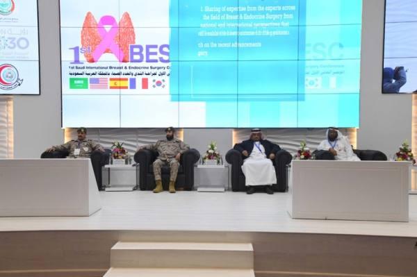 اختتام المؤتمر العالمي لجراحة الثدي والغدد الصماء بـ