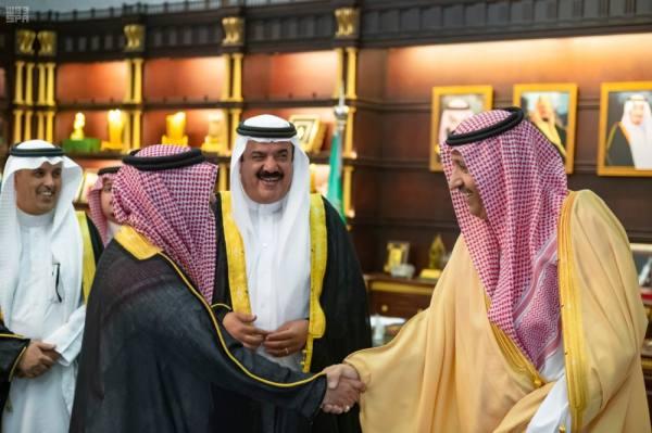 أمير الباحة يؤكد على أهميته في ترسيخ الوحدة الوطنية