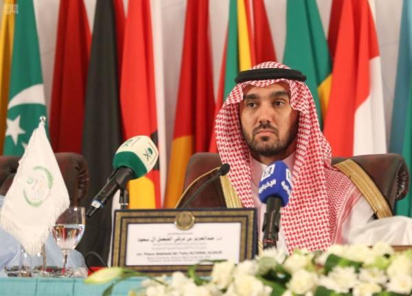 عبدالعزيز بن تركي رئيساً للاتحاد الرياضي للتضامن الإسلامي