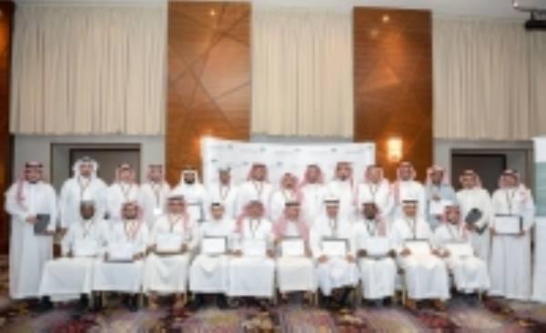 لقطة جماعية للمشاركين في دورة الاتحاد