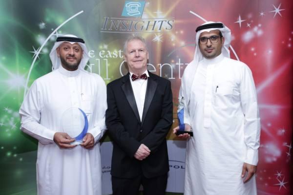 نجم يحصد جائزة أفضل مركز اتصال على مستوى الشرق الأوسط