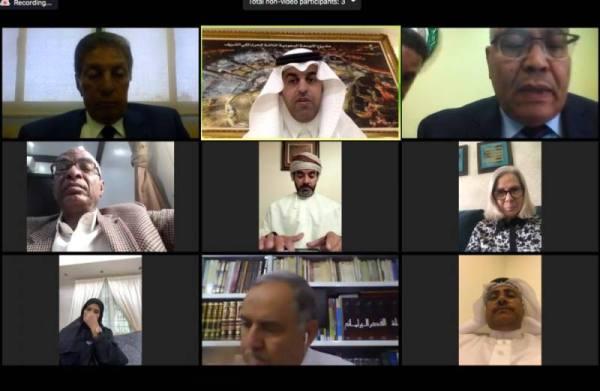 البرلمان العربي يُشيد بجهود خادم الحرمين ورئاسته لقمة العشرين