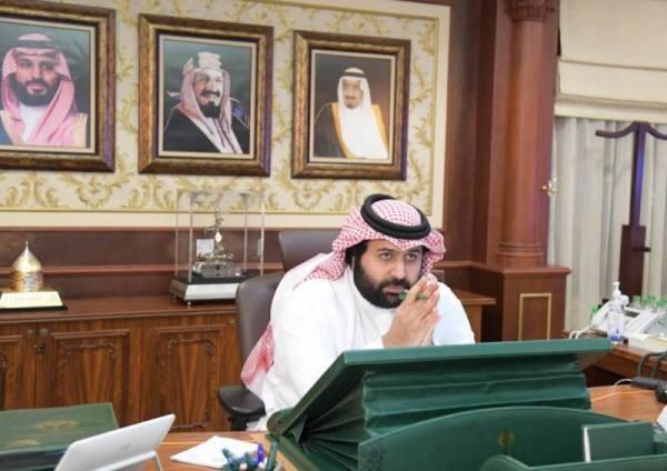 نائب أمير جازان يطلع على الوضع التشغيلي لخدمات المياه بالمنطقة