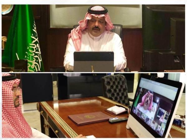 أمير حائل يشدد على تكثيف مراقبة النقاط الأمنية في محافظات المنطقة
