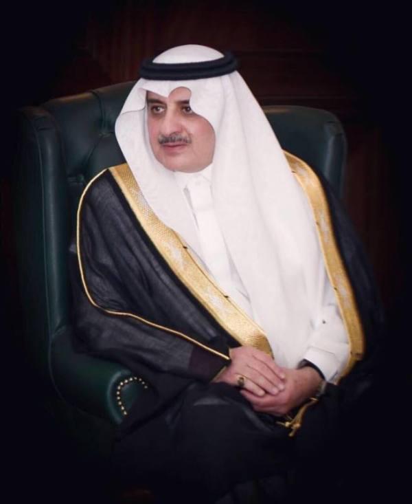 أمير تبوك يهنئ القيادة بحلول شهر رمضان المبارك