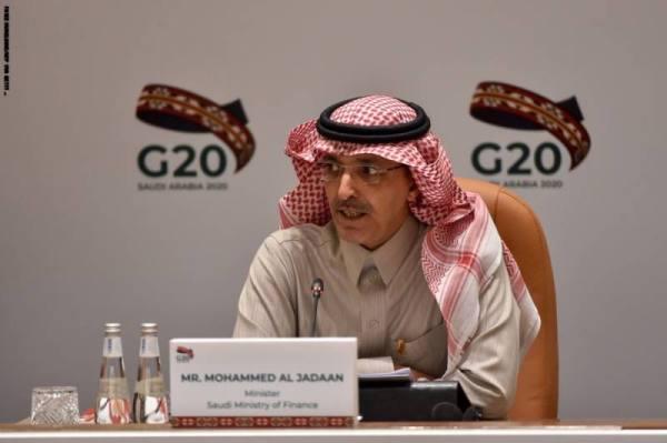 وزير المالية يدعو إلى التعاون مع المنظمات الفاعلة لمواجهة كورونا
